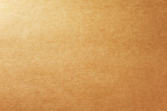 Kraft paper background Royalty Free Stock Image