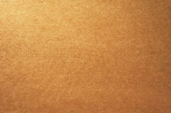 Kraft paper background Stock Images