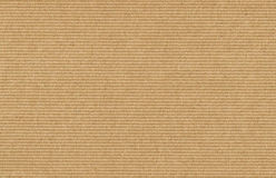 Kraft paper cardboard. Texture or background Royalty Free Stock Photography