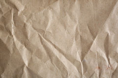 Kraft paper Royalty Free Stock Photo