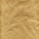 Kraft paper Royalty Free Stock Photos