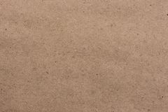Kraft paper texture Royalty Free Stock Photography