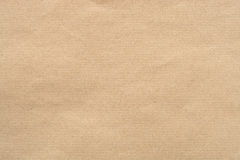 Kraft Paper Texture Stock Photo