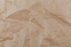 Kraft paper texture for you background Stock Photo