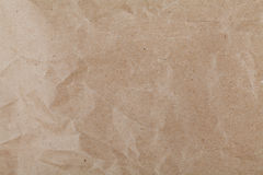 Kraft paper texture for you background Royalty Free Stock Photos