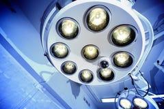 In Kraft Raum der chirurgischen Lampen
