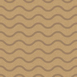 Kraft recycled paper texture vector. Royalty Free Stock Photo