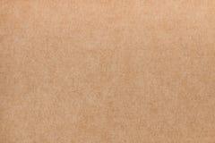 Kraft Textured Background Stock Images