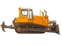 kraftig bulldozer Royaltyfria Bilder