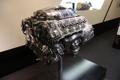 kraftig motor Royaltyfri Fotografi