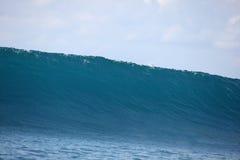 kraftig wave Royaltyfria Bilder