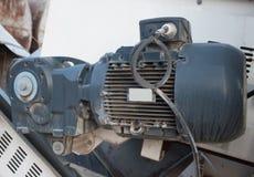 Kraftiga elektriska motorer Royaltyfri Bild
