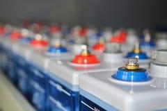 Kraftigt uppladdningsbart batteri av elektrisk konstant aktuell industriell uppladdning av bil- och apparatDC Arkivfoto