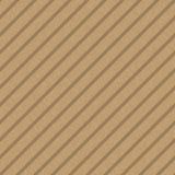 Kraftpapier gerecycleerde document textuurvector Royalty-vrije Stock Afbeelding