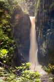 kraftstanley vattenfall Royaltyfri Foto