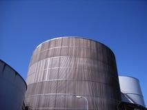 Kraftstoff-Bauernhof lizenzfreie stockbilder