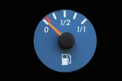 Kraftstoff metter lizenzfreie stockbilder