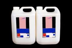 kraftstoff paraffin Tankstelleprodukt lizenzfreie stockfotos
