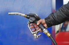 Kraftstoffpistole Lizenzfreies Stockfoto