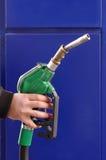Kraftstoffpistole Lizenzfreie Stockbilder