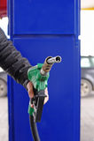 Kraftstoffpistole Lizenzfreies Stockbild