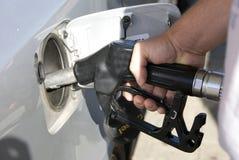 Kraftstoffpomp stockbild