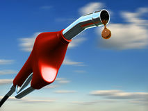 Kraftstoffpumpe Lizenzfreie Stockfotografie