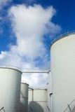 Kraftstofftanks Lizenzfreies Stockfoto