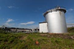 Kraftstofftanks Lizenzfreie Stockbilder