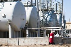 Kraftstofftanks Lizenzfreies Stockbild