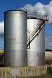Kraftstofftanks Stockbild