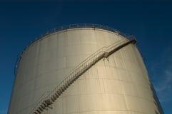 Kraftstoffvorrat-Becken Lizenzfreie Stockbilder