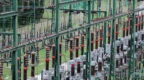 Kraftwerk Stockbild