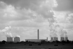 Kraftwerk Lizenzfreie Stockfotografie