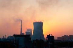 Kraftwerk stockfotos