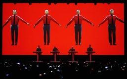 Kraftwerk 03 Imagen de archivo libre de regalías