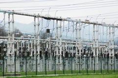 Kraftwerk stockfoto