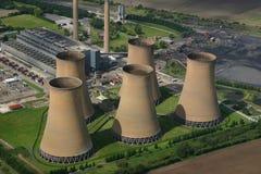 Kraftwerk Lizenzfreies Stockfoto
