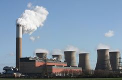 Kraftwerk. Stockbilder