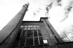 Kraftwerkäußeres Stockbilder