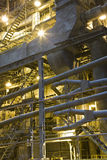 Kraftwerkfabrik Lizenzfreie Stockbilder