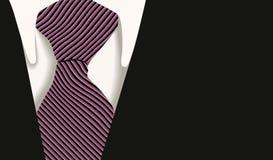 Kragengleichheit-Hemdgeschäft Stockfotografie