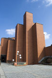 kragujevac博物馆10月 免版税库存照片