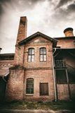 Kragujevac, Σερβία - 18 Ιουλίου 2016: Το μουσείο Stara Livnica, εντοπίζει κοντά στο παλαιό εργοστάσιο σε Kragujevac, Σερβία Θαυμά Στοκ Εικόνα
