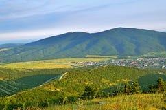 Krai Краснодара, Россия Стоковое Фото