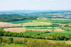 Kraichgau landscape Royalty Free Stock Photography