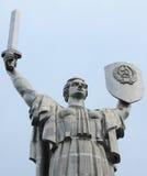 Kraj ojczysty statua, Kijów Zdjęcie Royalty Free