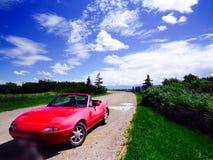 Kraj przejażdżka Zdjęcie Royalty Free