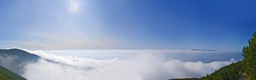krajobraz Zdjęcia Stock