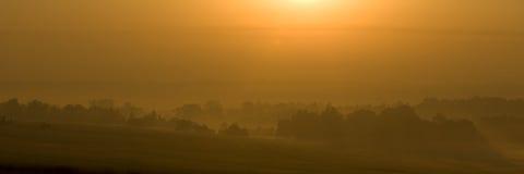 krajobraz afryki Fotografia Royalty Free